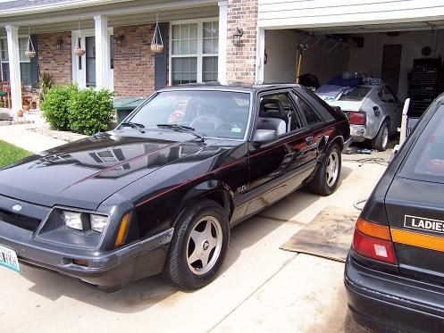 Another StickfrenzEE 1985 Ford Mustang post... - 8259667