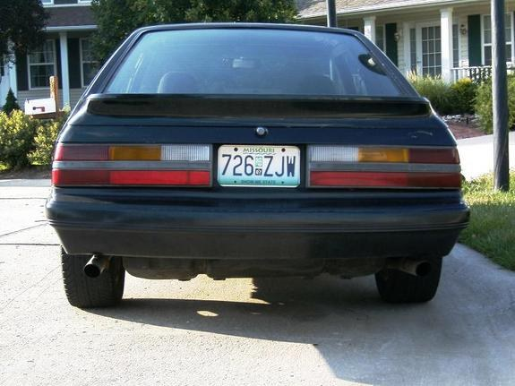 Another StickfrenzEE 1985 Ford Mustang post... - 8259675