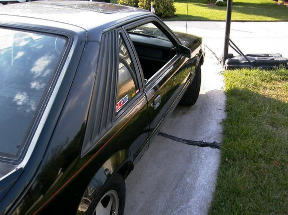 Another StickfrenzEE 1985 Ford Mustang post... - 8259676