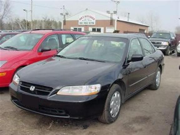 xluben 1999 Honda Accord 8259792