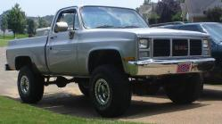 GMCdan15s 1986 GMC Sierra 1500 Regular Cab