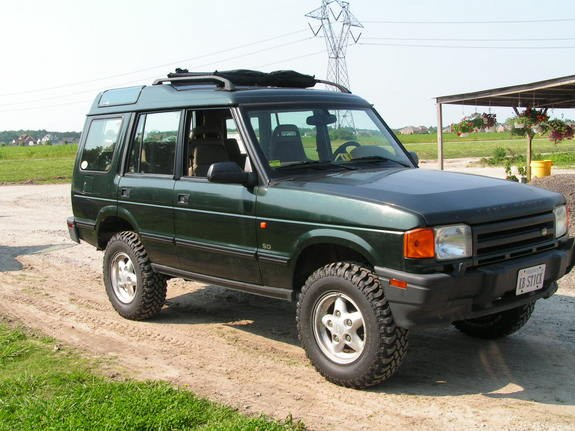 Kb Stick 1997 Land Rover Discovery Specs Photos