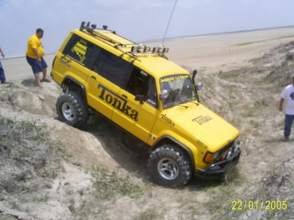 SuperTonka's 1991 Isuzu Trooper