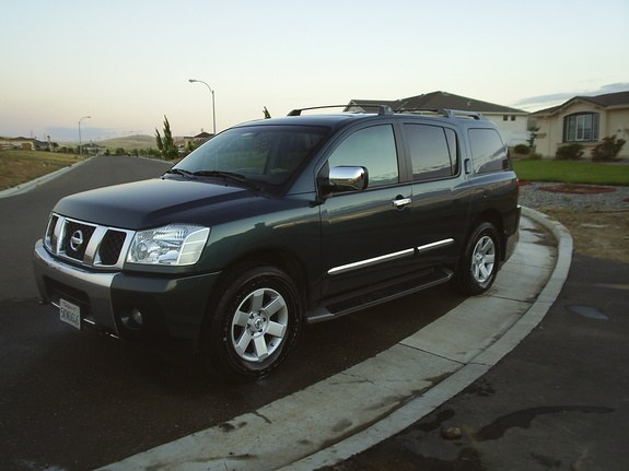 Another iceee4o8 2004 Nissan Pathfinder Armada post... - 8262499