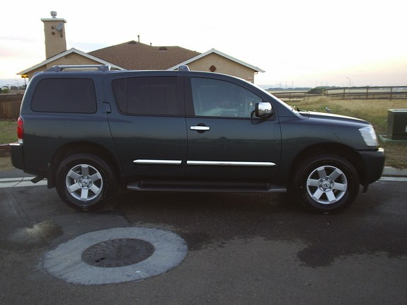 Another iceee4o8 2004 Nissan Pathfinder Armada post... - 8262500