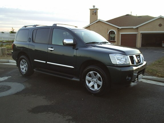 Another iceee4o8 2004 Nissan Pathfinder Armada post... - 8262502