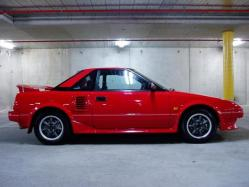 SILVRMXSIKs 1988 Toyota MR2