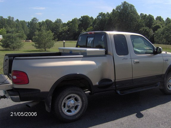 puckette 1999 ford f150 regular cab specs photos modification info at cardomain. Black Bedroom Furniture Sets. Home Design Ideas