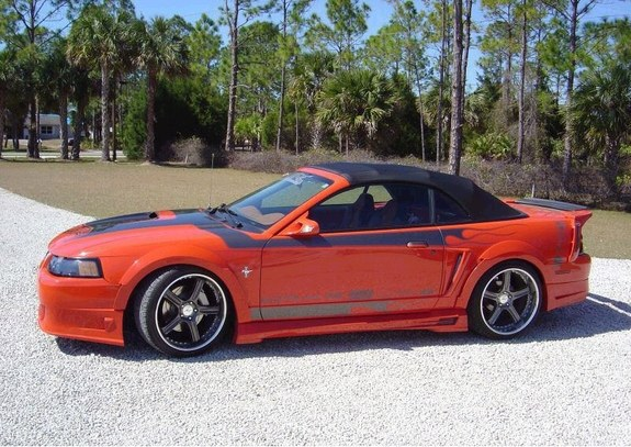 Jennymcgray 2002 Ford Mustang Specs Photos Modification
