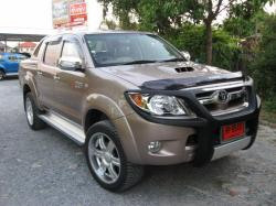novel_imports 2006 Toyota HiLux