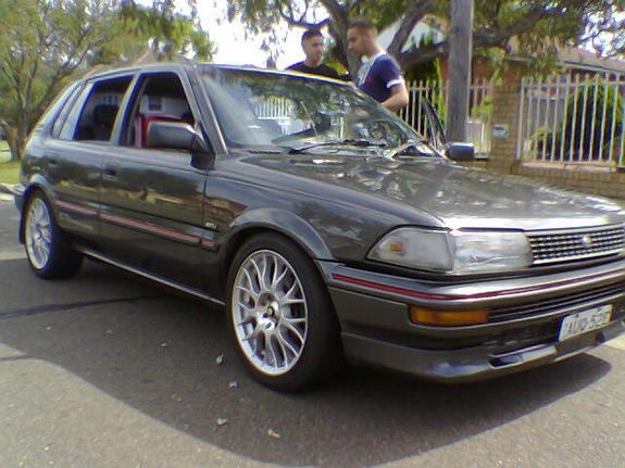 ghazza 1992 toyota corolla specs photos modification. Black Bedroom Furniture Sets. Home Design Ideas