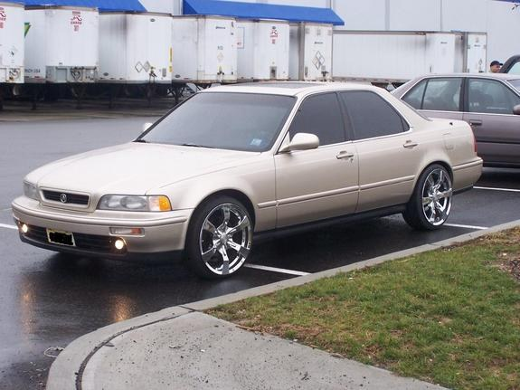 1995 Acura Legend related infomation,specifications ...