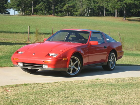sethmckay1 39 s 1987 nissan 300zx in mcdonough ga. Black Bedroom Furniture Sets. Home Design Ideas
