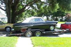 jstone5241 1954 Ford Crown Victoria