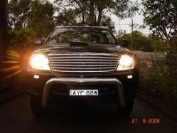 Ivormirics 2006 Toyota HiLux
