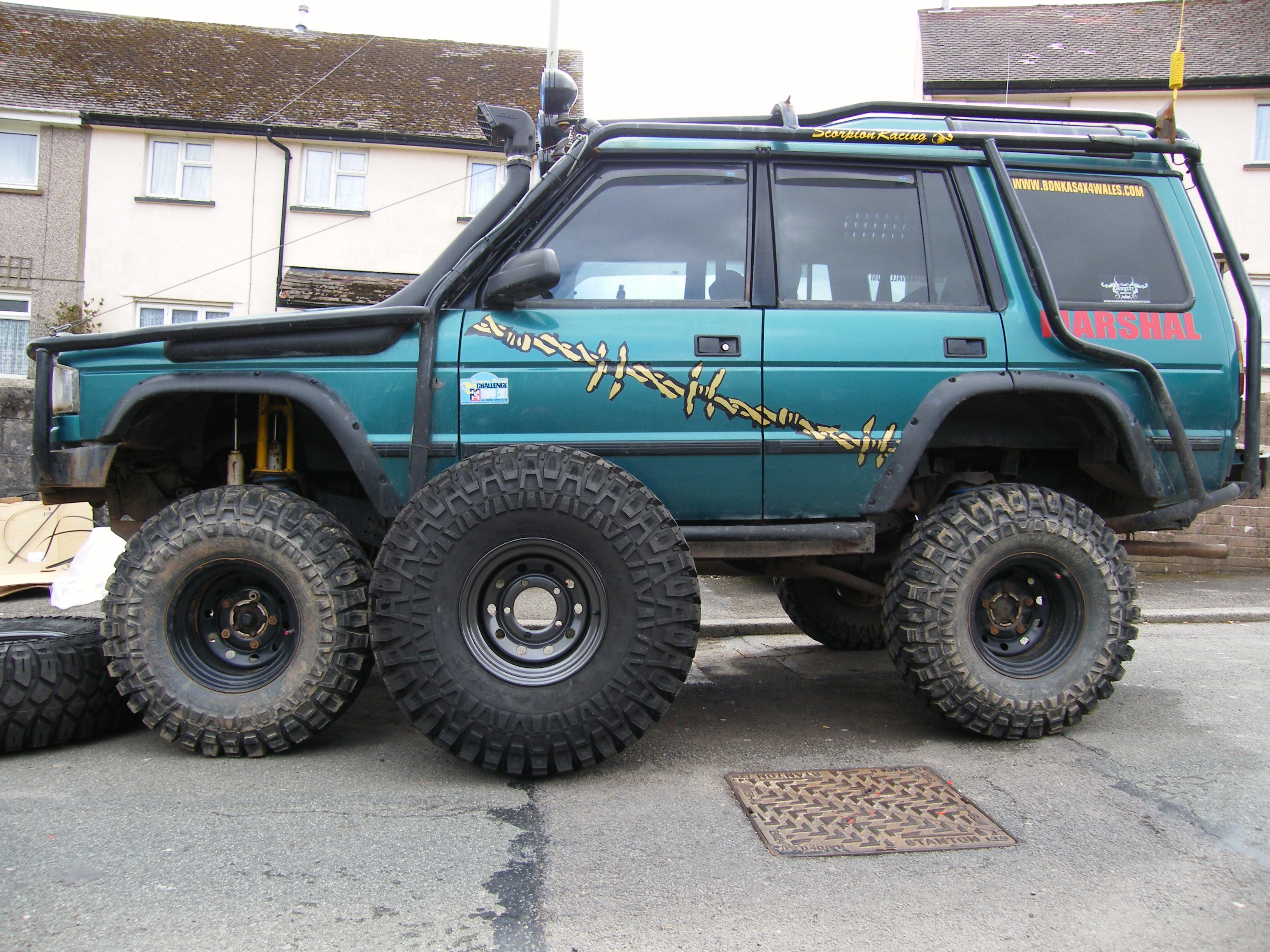 Defender Roll Cage Kit >> tonyakv 1996 Land Rover Discovery Specs, Photos, Modification Info at CarDomain