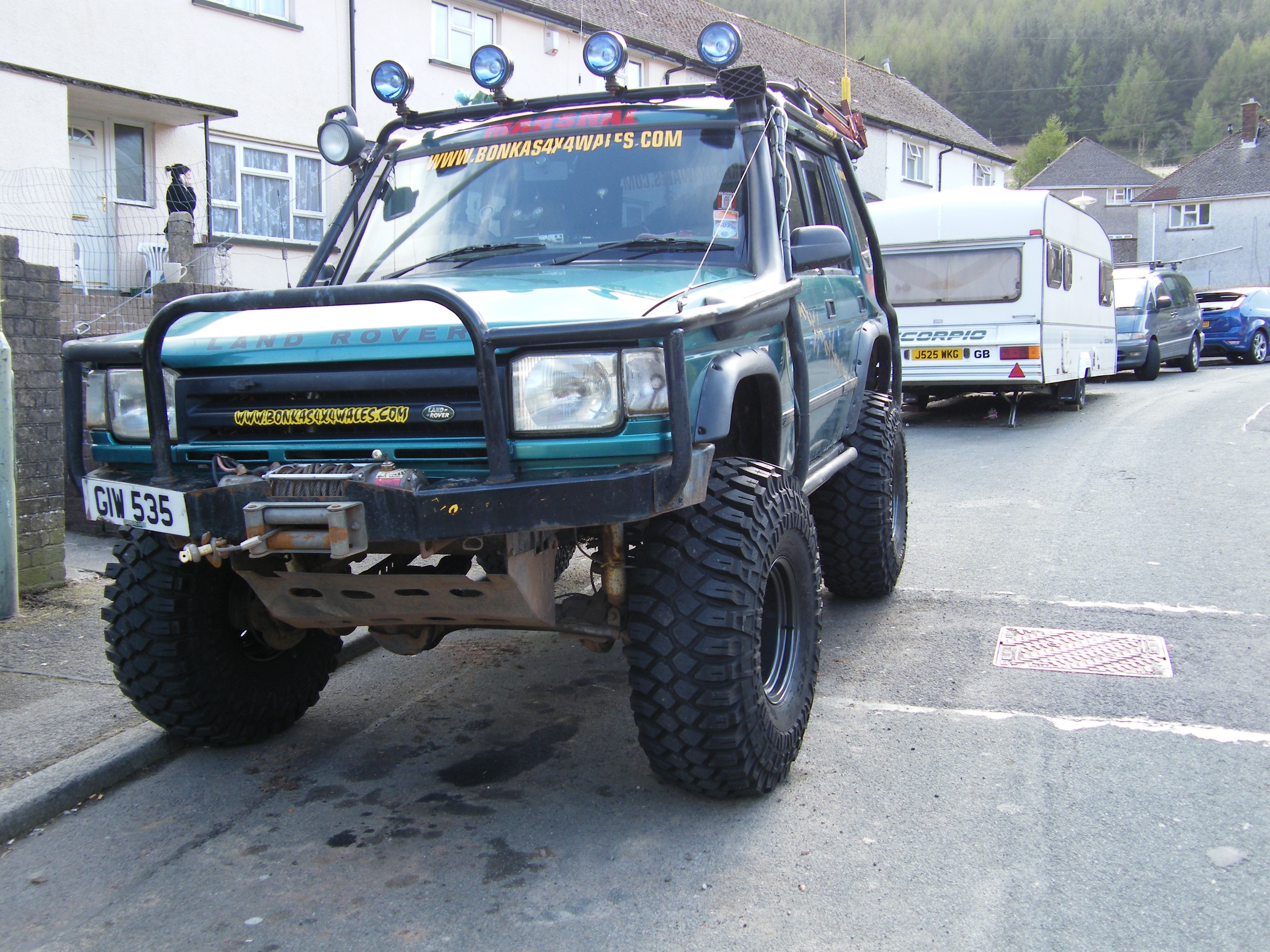 thread then discovery di mail in four land threads to or front yedor at me pick landrover classic forum winch lights best max i always range e fits fullerton and bump tabs for rrc bumper rover up