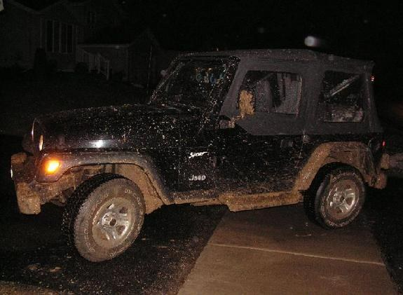 Another damastertee 1997 Jeep Wrangler post... - 8269662