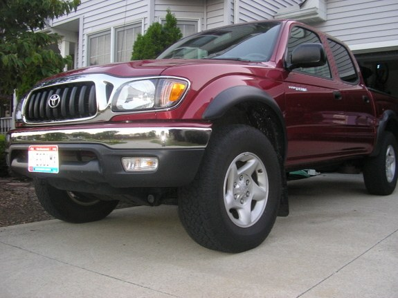 mustanggoalie35 39 s 2004 toyota tacoma xtra cab in strongsville oh. Black Bedroom Furniture Sets. Home Design Ideas
