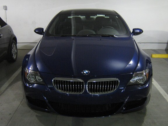 yyz 2006 bmw m6 specs photos modification info at. Black Bedroom Furniture Sets. Home Design Ideas