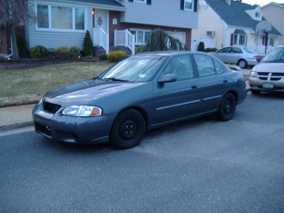 2001 Sentra Gxe Powered By The BEASTLY Qg18de Hot Shot Cold Air Intake Obx  Header /