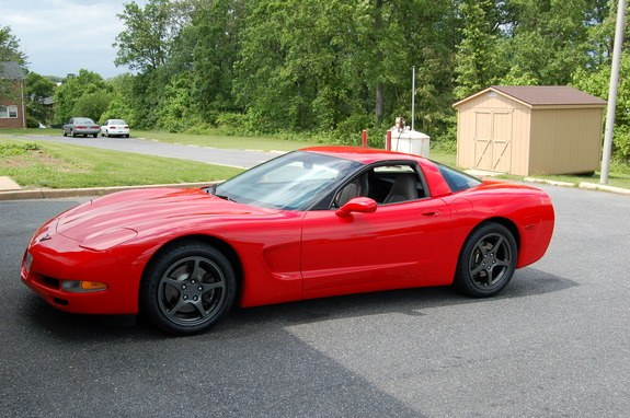 Another red04av 1999 Chevrolet Corvette post... - 8271124