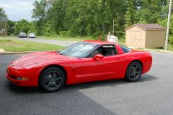 red04av 1999 Chevrolet Corvette