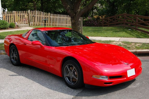 Another red04av 1999 Chevrolet Corvette post... - 8271126