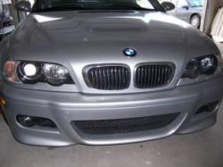 teamsilvrCs 2006 BMW M3