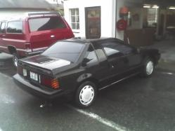 emeraldg72s 1987 Nissan Pulsar