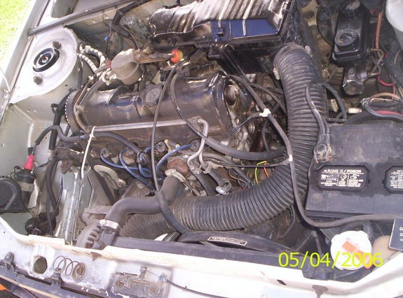 Another boostmeister 1989 Dodge Omni America post... - 8272849