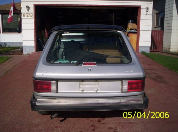 Another boostmeister 1989 Dodge Omni America post... - 8272850