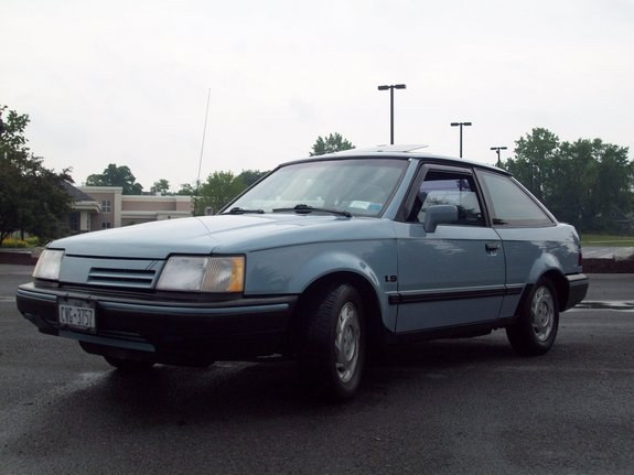 Another ballaswithdollas 1989 Ford Escort post... - 8277614