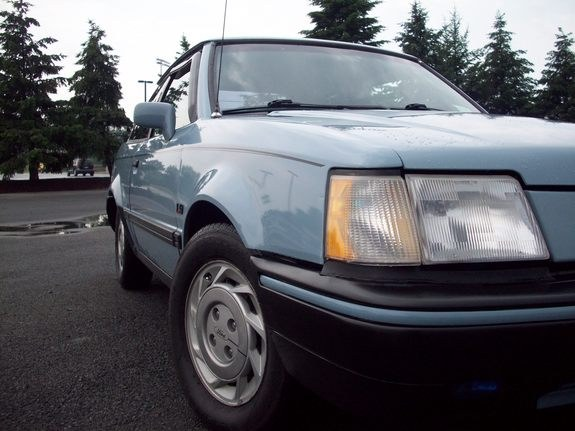 Another ballaswithdollas 1989 Ford Escort post... - 8277616
