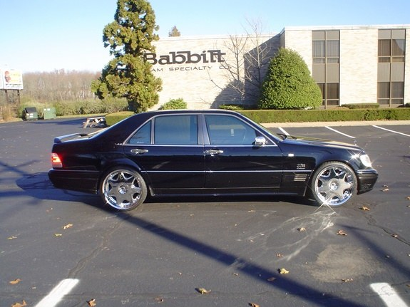 Another MARKLORENZO 1994 Mercedes-Benz S-Class post... - 8277784