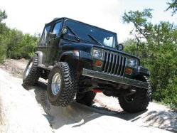 slocraiger 1992 Jeep YJ