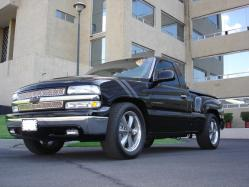wolfrocks 2000 Chevrolet Silverado 1500 Regular Cab