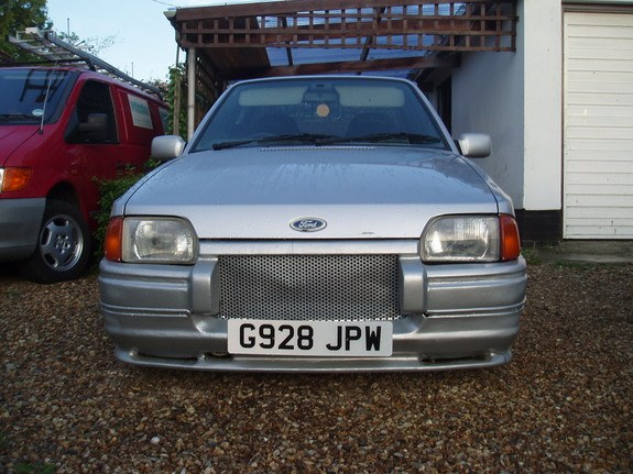 1990 Ford Orion