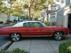 eastbaynative 1971 Chevrolet Caprice
