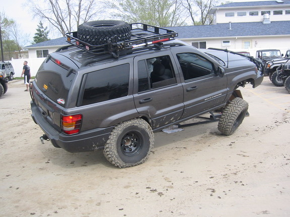 Another skibbo 2004 Jeep Grand Cherokee post... - 8281903