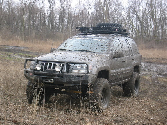 Another skibbo 2004 Jeep Grand Cherokee post... - 8281913
