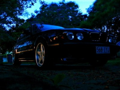 Wurger 1993 BMW 5 Series