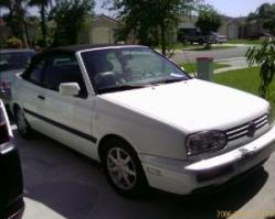SoFlaVWGrrls 1995 Volkswagen Cabrio