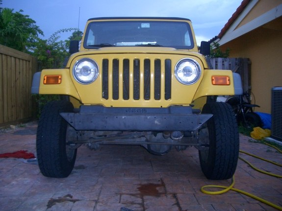 toolowtj 2000 Jeep TJ 8285104