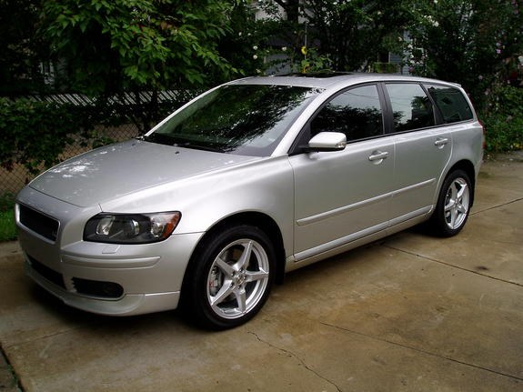 VolvoV50 2006 Volvo V50 Specs, Photos, Modification Info ...
