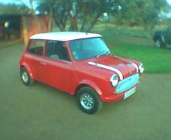 1600carbster 1973 MINI Cooper