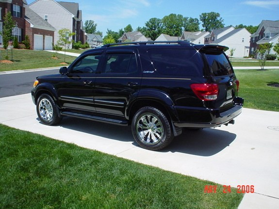 Hyundai Of Bowie >> blackpoet's 2005 Toyota Sequoia Page 2 in Bowie, MD