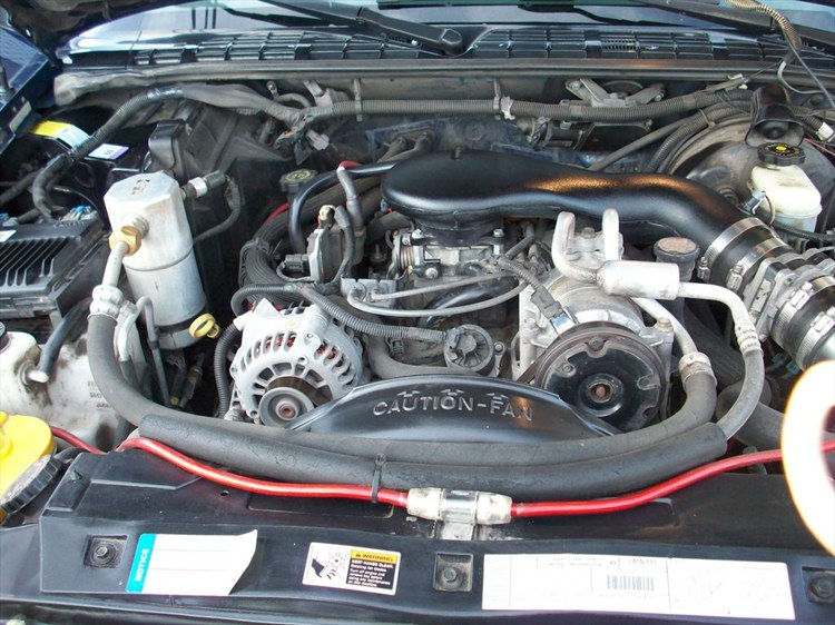 Another amwworks 2000 GMC Jimmy post... - 8505488