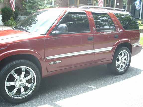 Another cartunez 1998 GMC Jimmy post... - 8529602
