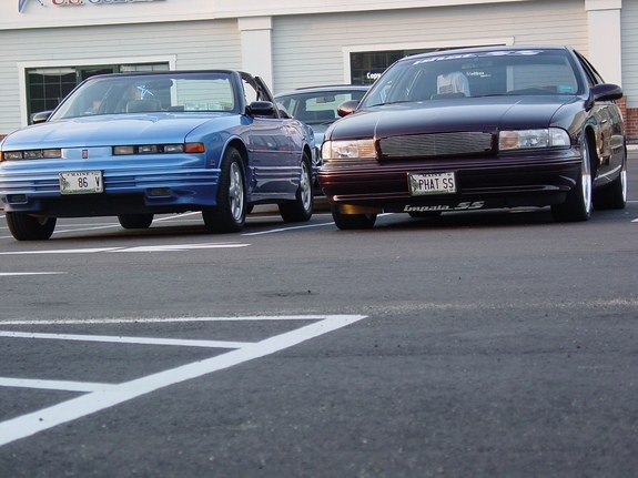Another 94oldscv 1994 Oldsmobile Cutlass Supreme post... - 8289591